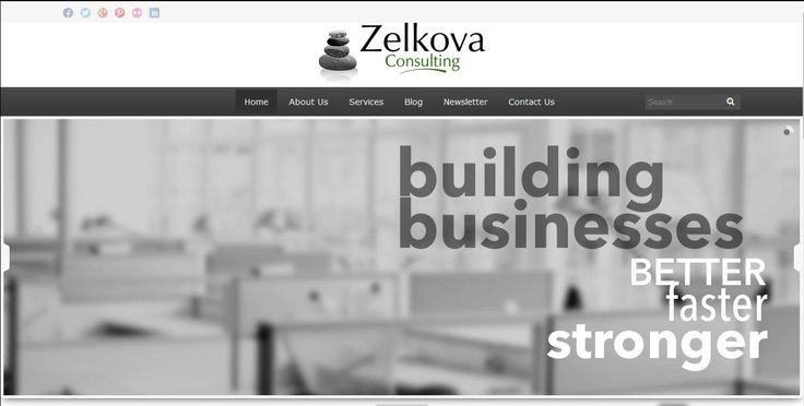 Zelkova Consulting: Developing your Business