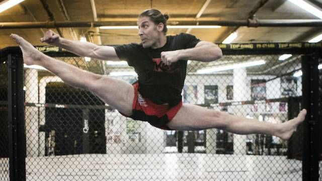 Meanwhile in Montreal: Alain Moussi's life as a professional stuntman