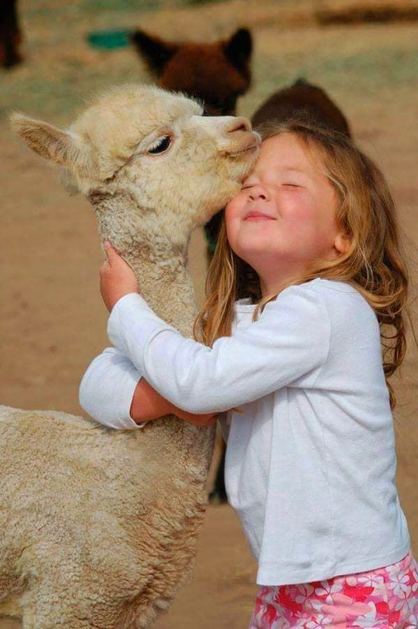 Country Living ~ Kiss, kiss.