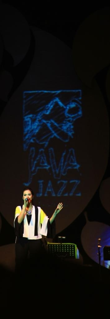 Raisa at Java Jazz Festival 2013, JL Expo, Jakarta, Indonesia