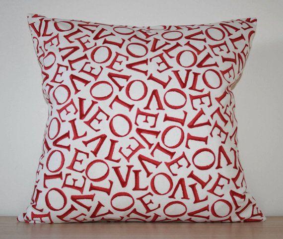 SANDERSON EMMA BRIDGEWATER 'Love' Fabric by magnoliablossom2012, £17.50
