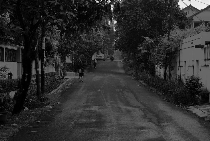 take a walk / jalan-jalan No.13