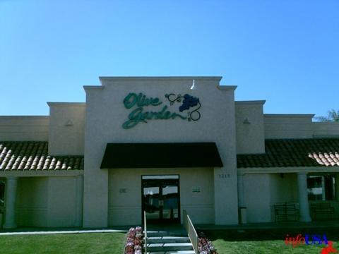 Olive Garden In San Diego