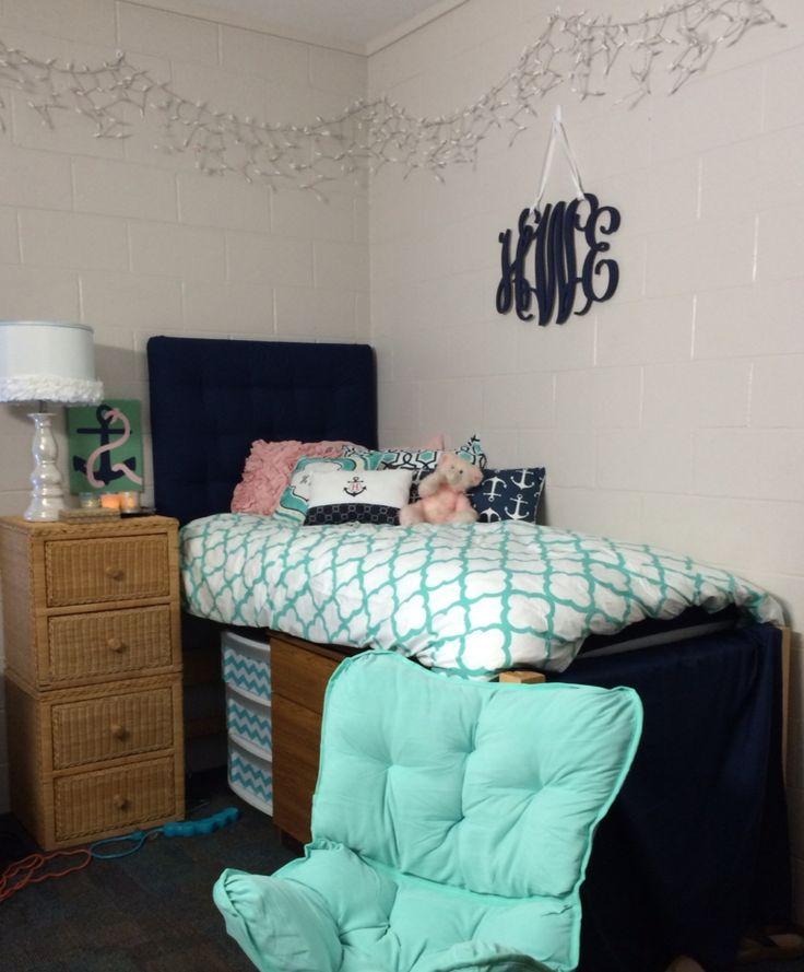 Hope's cozy new home at Coastal Carolina University!!