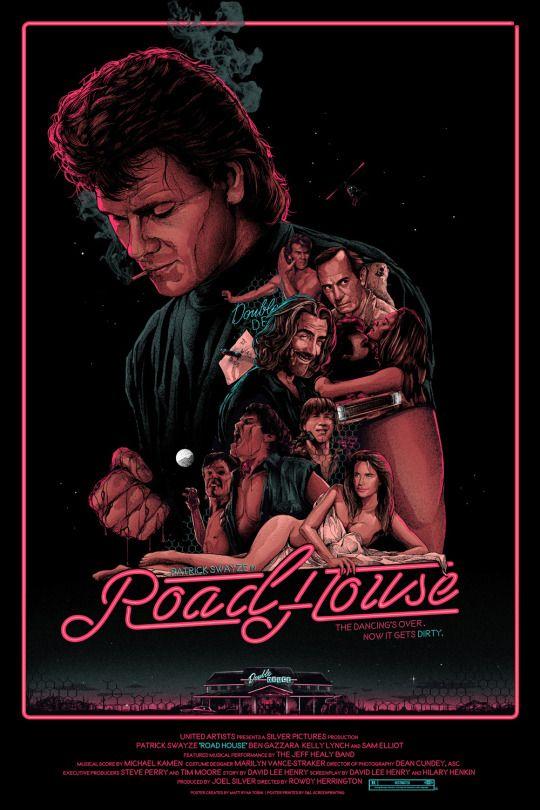 Road House by Matt Ryan Tobin
