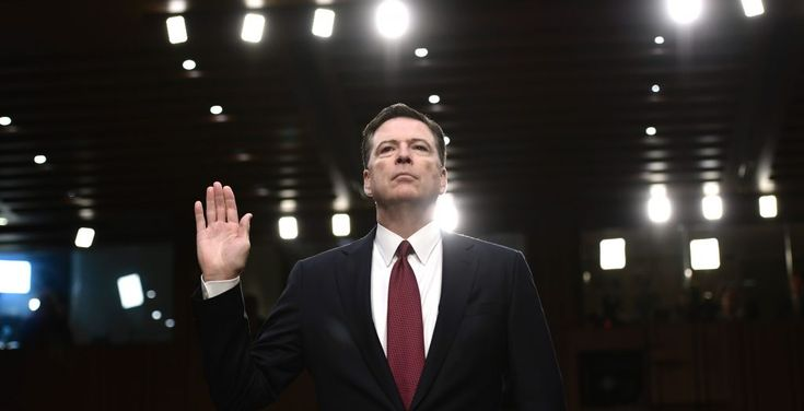 """Former FBI director James Comey is being fingered in a Senate document for obtaining four """"classified"""" FBI memos and transferring them to Columbia University professor Daniel Richman. The memoranda provided to the Law School professor number seven in total, but four were """"marked classified at various levels of sensitivity."""" The information in the leaked documents …"""