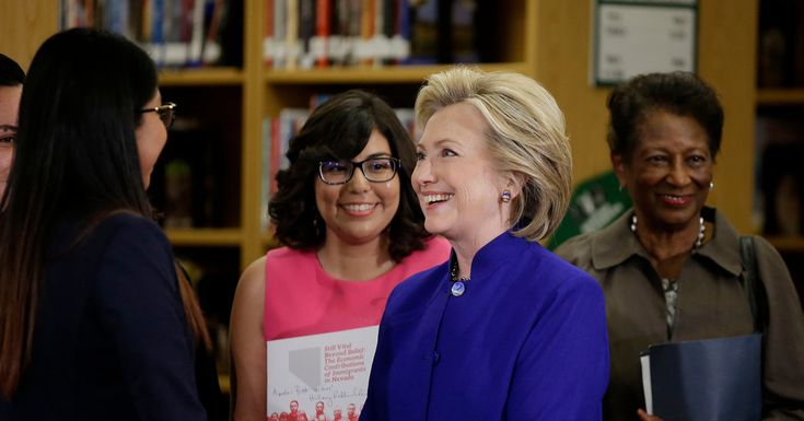 At a campaign event in Las Vegas, Hillary Rodham Clinton said a chance at citizenship for undocumented immigrants would be the centerpiece of her plan to overhaul the immigration system.