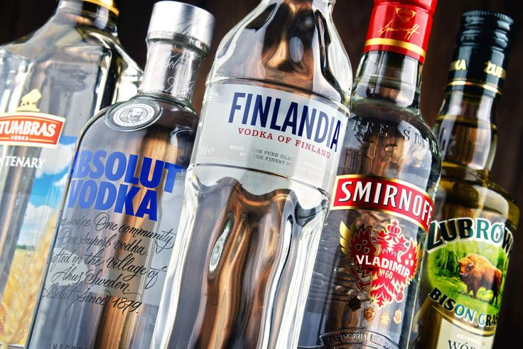 10 Terms Every Vodka Drinker Should Know