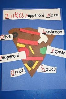 fun initial sounds activity...easy to modify this to use at any grade level...persuasive writing, words in categories, where does each product come from, etc...