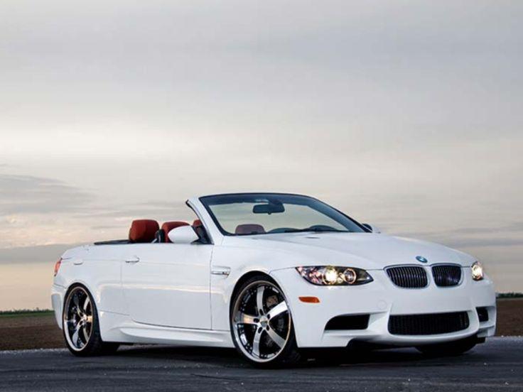 BMW convertible m3