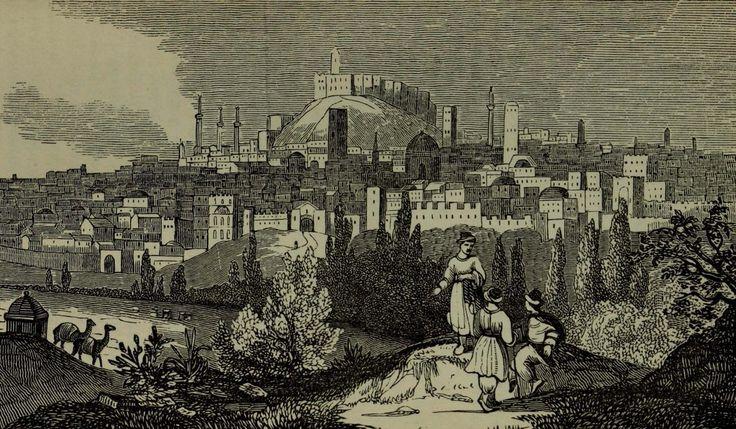 Aleppo, Syria, 1850s (Halep)