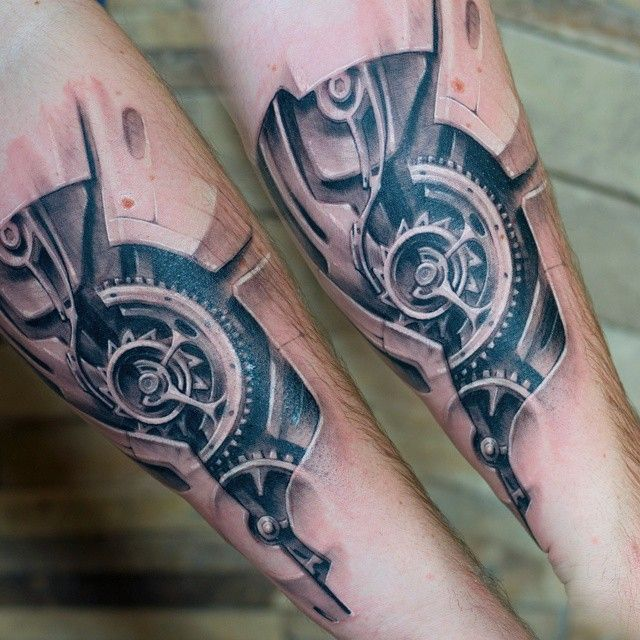 75 Best Biomechanical Tattoo Designs Meanings: 1000+ Ideas About Steampunk Tattoo Design On Pinterest