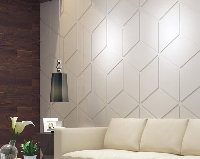 3d Wall Panels Wall Panels Mid Century Wall Paneling Etsy In 2020 Wall Panels Bedroom Modern Wall Paneling Room Wall Tiles