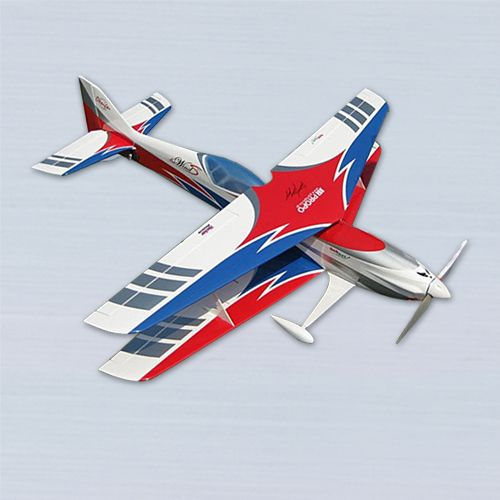 The new Miss Wind 50e was designed by Italian aerobatic pilot, Sebastiano Silvestri and the design is based on his new FAI World Championship F3A Miss Wind S PRO competition airplane. This professional ARF kit is the result of Sebastiano's long research in 3D performance. http://www.Aero-Model.com
