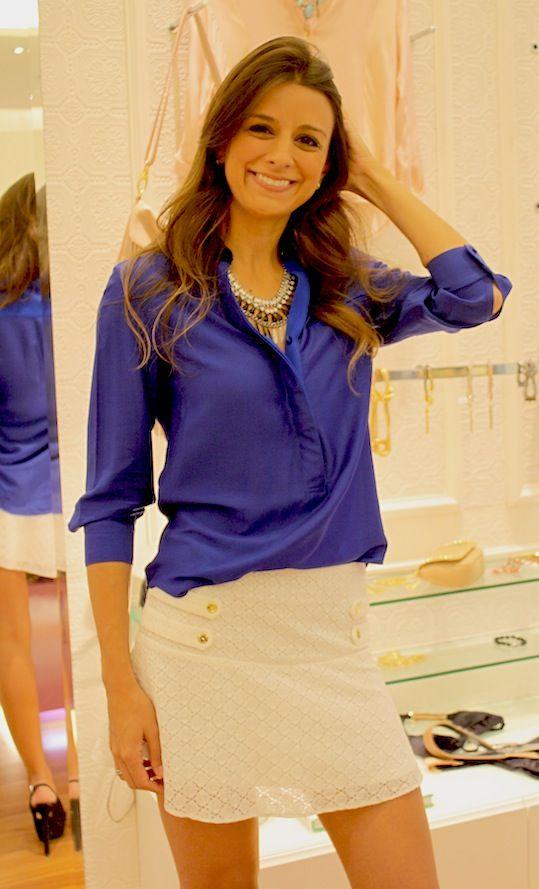 Patricia Eid usa verão 2014 Princess