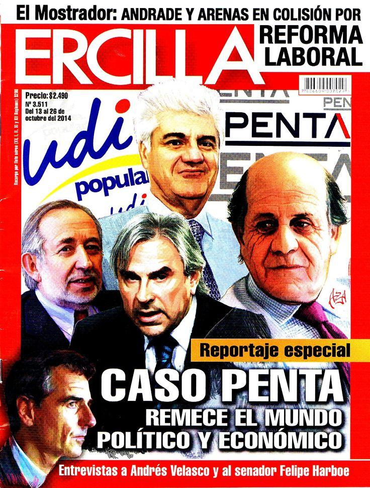 Ercilla, Octubre 2014.