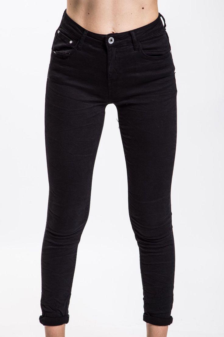 Pantalone 5 tasche skinny