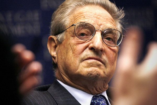 Guess Who is Behind the Indictment of Rick Perry? George Soros Donated $500K to the Cause Posted on August 19, 2014 by Dean Garrison HERE IS A SHOCKER!