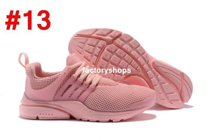 premium selection 05df1 060eb Newest Color 2018 Prestos 5 Running Shoes Men Women Presto Ultra Br Qs  Yellow Pink Oreo Outdoor Fashion Jogging Sneakers Size 36 46 Running Shoes  Women ...