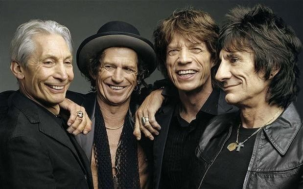 The Rolling Stones join Adele, Neil Young and other A-listers who ...