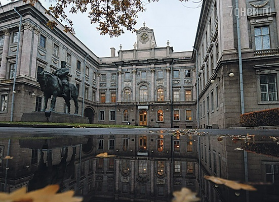 Мраморный дворец. Санкт-Петербург