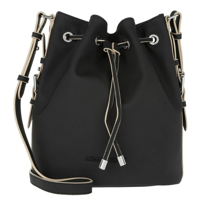 Wir haben Armani Jeans Tasche - Eco Synthetic Bucket Bag 2 Nero - in schwarz - Umhängetasche für Damen auf unsere Seite gepostet. Schaut euch an, was es sonst noch von Armani Jeans gibt.