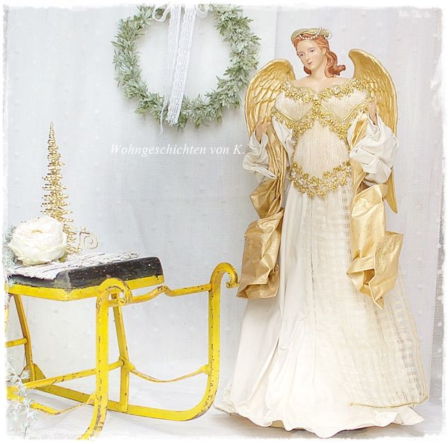 die besten 25 nostalgische weihnachtsdeko ideen auf pinterest metall vase vintage stil und. Black Bedroom Furniture Sets. Home Design Ideas
