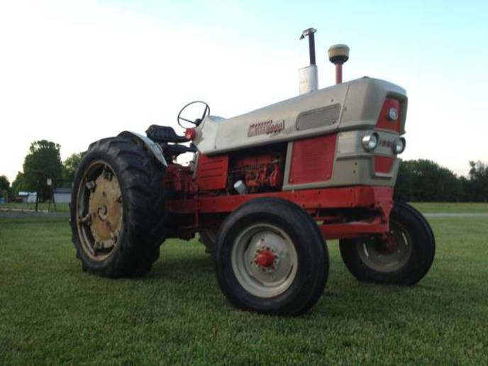 Ford 6000 Diesel Tractor : Ford commander tractor down on the farm