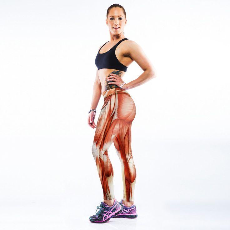 Muscle Queen Sports Leggings