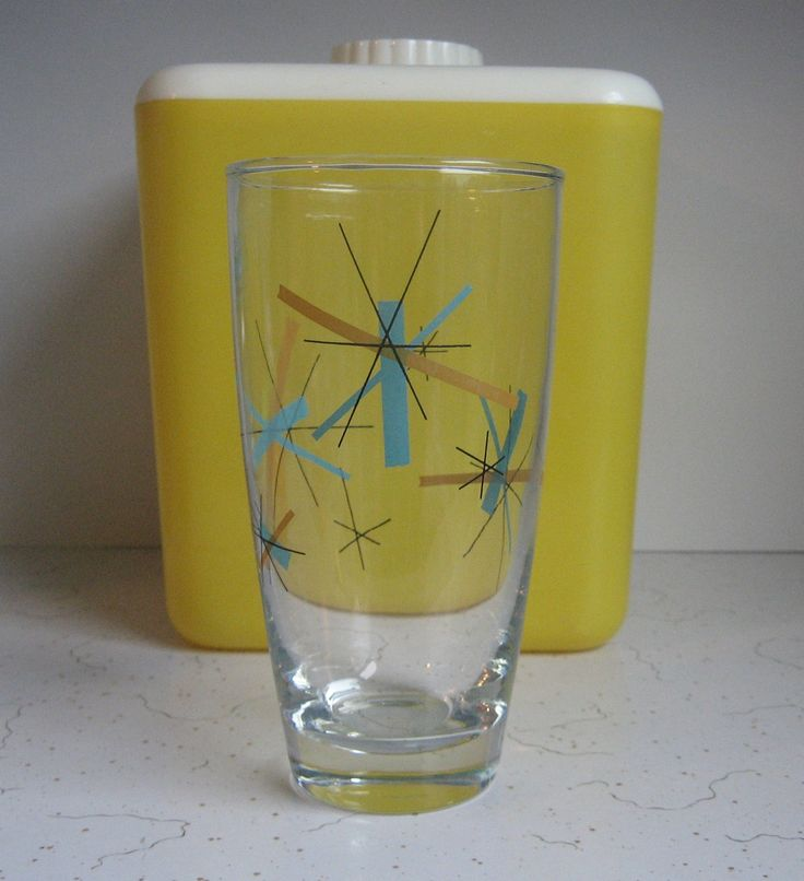 54 best images about vintage glassware on pinterest vintage cocktails glasses and pepsi - Starburst glassware ...