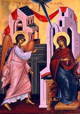 2 Holidays on March25th, Greek Independence Day & the Annunciation of The Theotokos