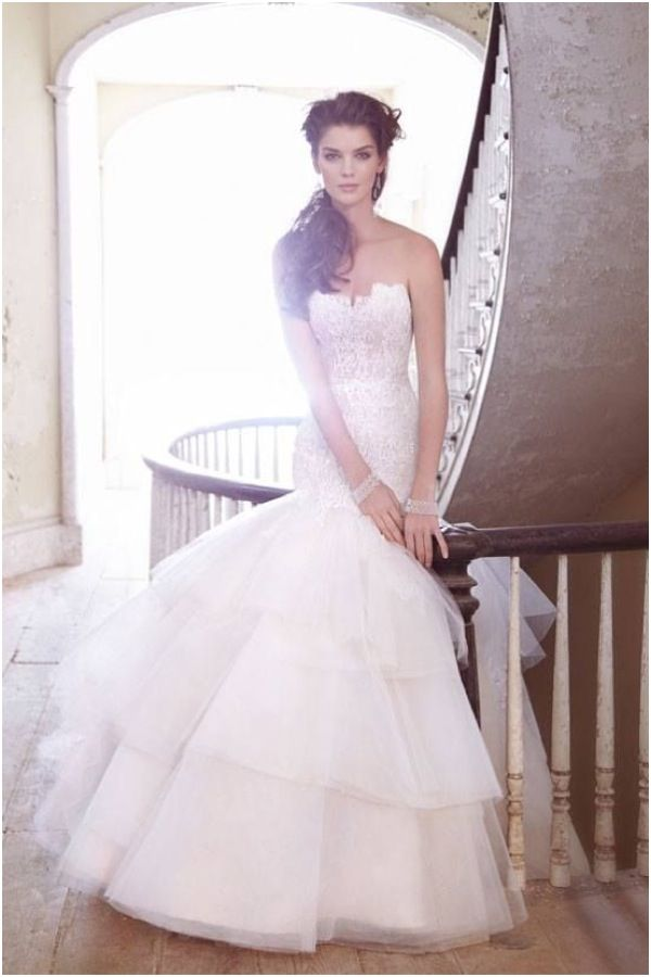 All About Details: Jim Hjelm #Wedding #Dresses. To see more wedding fashion trends: www.modwedding.com