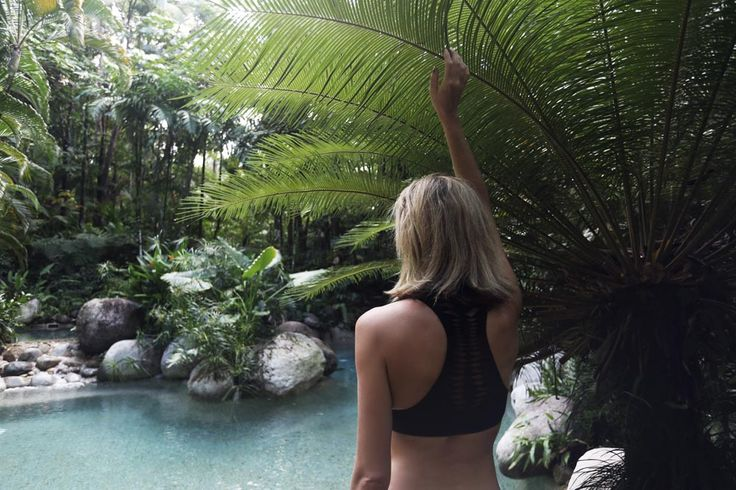 Luxury overload at the Silky Oaks Spa in the Daintree Rainforest. #thisisqueensland