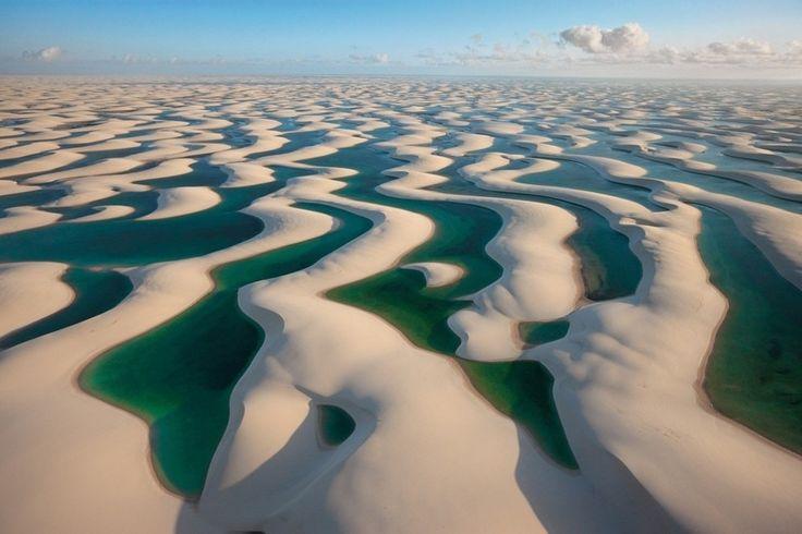 Дюны Ленсойс, Бразилия - Путешествуем вместе
