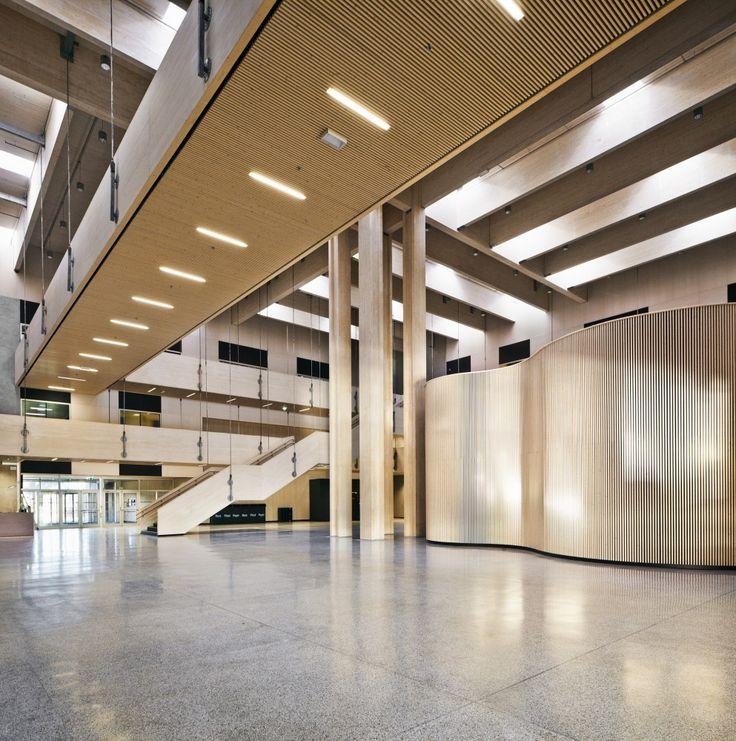 Nord-Østerdal High School / Longva arkitekter