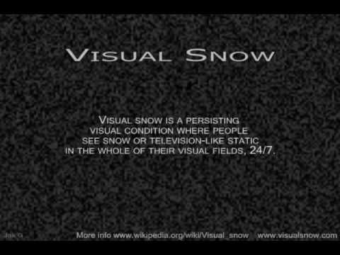 Persistent Migraine Aura and Visual Snow? I have this...and tinnitus