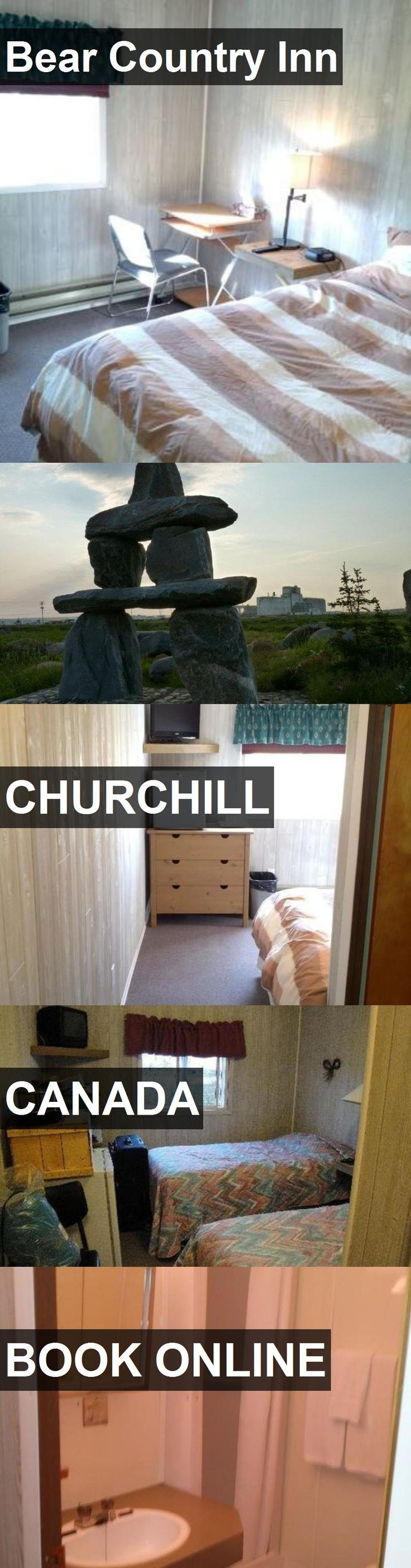 Hotel Bear Country Inn in Churchill, Canada. For more information, photos, reviews and best prices please follow the link. #Canada #Churchill #travel #vacation #hotel