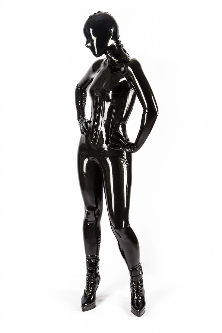 Total enclosure latex looks