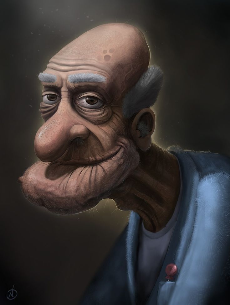 Creepy old guy family guy