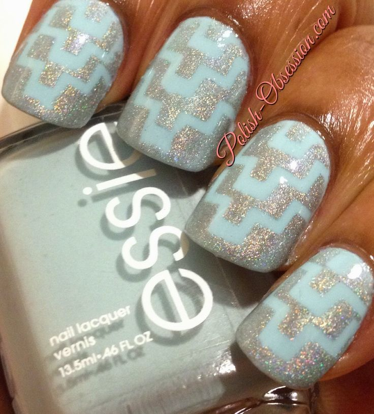 Essie Mint Candy Apple and Butter London Dodgy Barnett