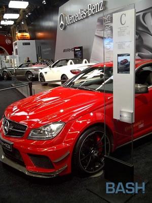 Sleak New Mercedes Benz Canadian  Uses RFID CRM & Social Program