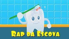 A Turma do Seu Lobato - Rap da Escova (Música Infantil)
