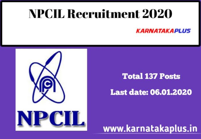 Npcil Recruitment 2020 Apply Online For 137 Trainee Vacancy