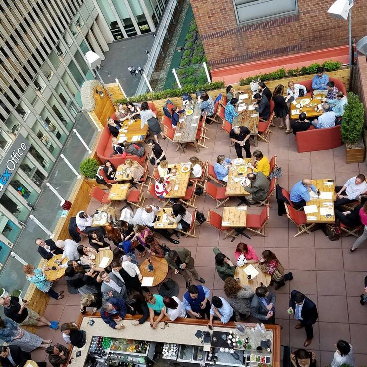 Haven Rooftop (132 West 47th Street)