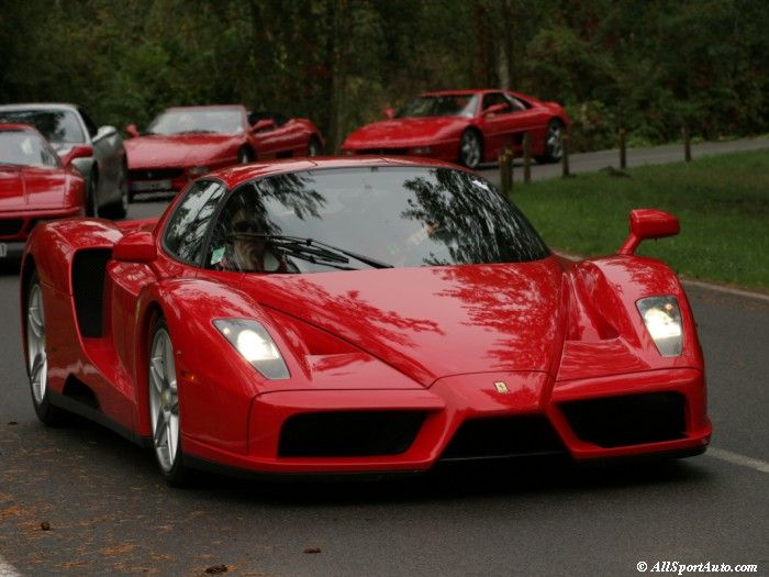 The World's Fastest Road Cars