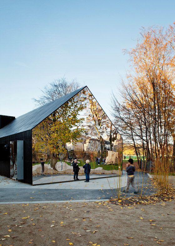 MLRP Mirror House - Kindergartens / day nurseries