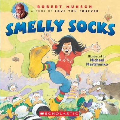 Munsch, Robert - Smelly Socks