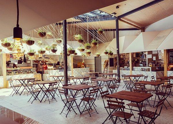 Restaurantes ecológicos
