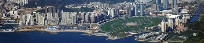 Dalian. Planning a trip here with the bf and some friends...I am pretty pumped!