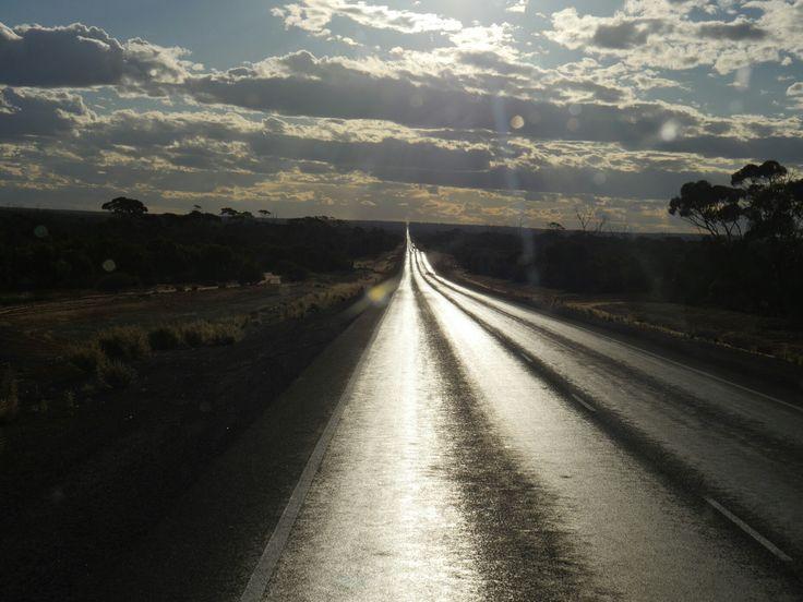 Eyre Highway, Western Australia